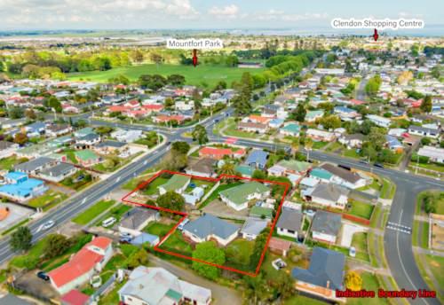 Manurewa, Developer Dream 2443m2 Urban Zone, Property ID: 799715 | Barfoot & Thompson