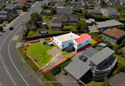 Milford, 747m2 Urban Zone Site, location and potential, Property ID: 799853 | Barfoot & Thompson