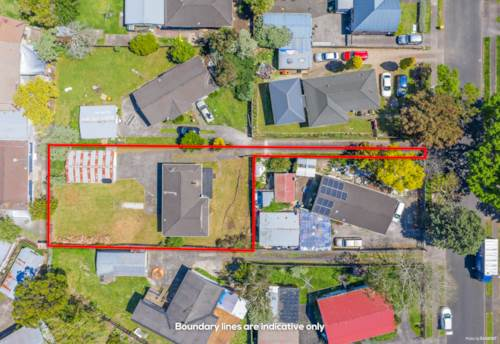Manurewa, Land Banking Opportunity, Property ID: 799998 | Barfoot & Thompson