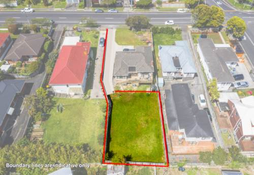 Mt Roskill, Yes! Yes! A Section Ready with Title!, Property ID: 800243 | Barfoot & Thompson