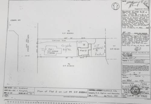 Glendowie, Take Control....Build Your Dream Home!, Property ID: 800560 | Barfoot & Thompson