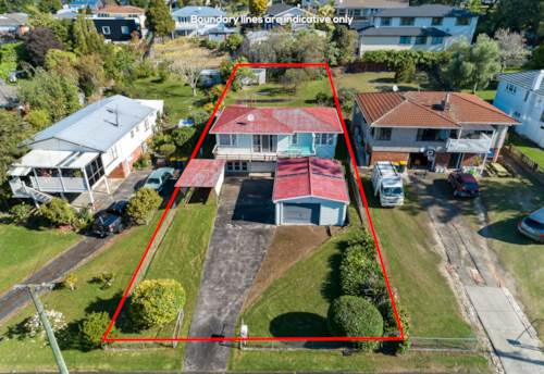 New Lynn, Do Up or Develop 812m2 land, Its Your Call!, Property ID: 800644 | Barfoot & Thompson