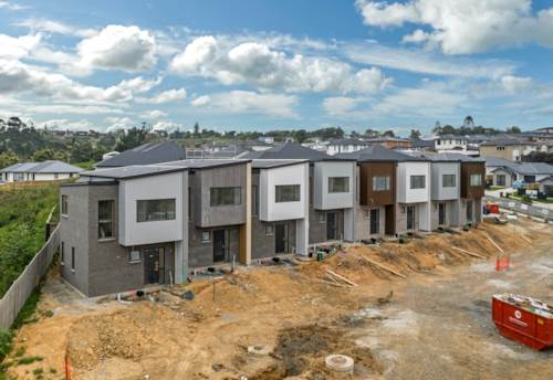 Massey, Jezero Heights- KiwiBuild Freehold Townhouses, Property ID: 800937 | Barfoot & Thompson