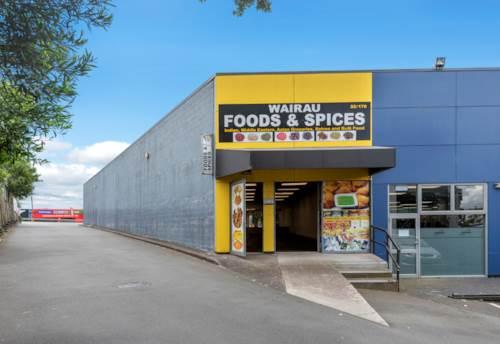 Wairau Valley, BUSY MAIN ROAD NORTH SHORE RETAIL, Property ID: 85050 | Barfoot & Thompson