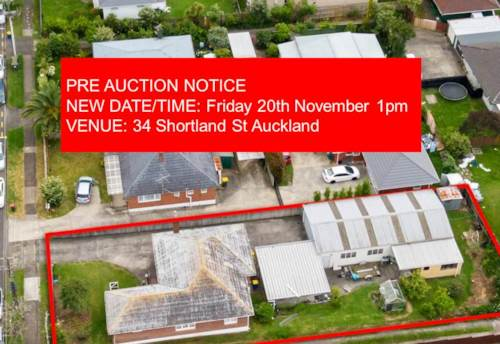 Kelston, URGENT PRE AUCTION NOTICE, Property ID: 801723 | Barfoot & Thompson