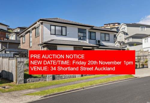 Papakura, URGENT PRE AUCTION NOTICE, Property ID: 801724 | Barfoot & Thompson
