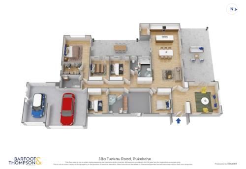 Pukekohe, Executive Retreat, Property ID: 802395 | Barfoot & Thompson