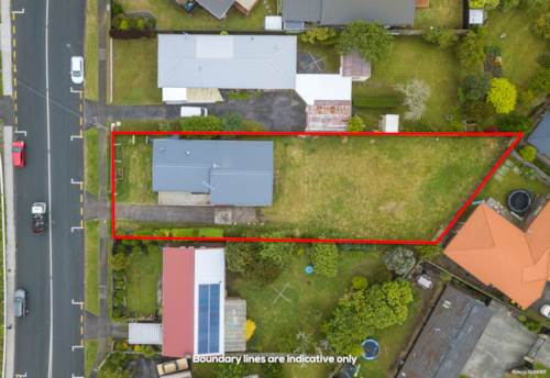Massey, Calling all Developers and Investors! 842m2 Flat Land, Property ID: 803154 | Barfoot & Thompson