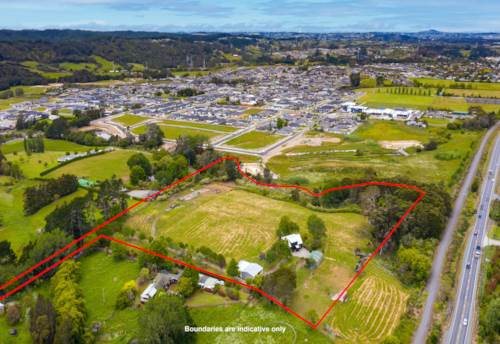 Kumeu, FLAT FUTURE URBAN LAND NEAR MATUA ROAD DEVELOPMENT, Property ID: 803294 | Barfoot & Thompson