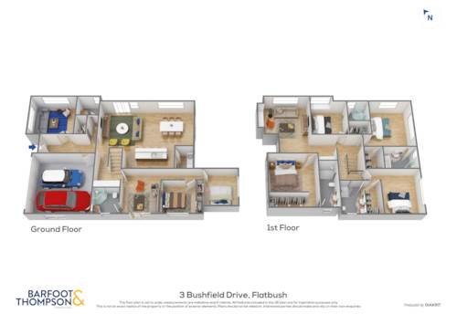 Flat Bush, YOUR STYLE, YOUR DREAM, YOUR CASTLE!, Property ID: 800993 | Barfoot & Thompson