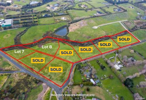 Coatesville, Lot 7, Sunfilled, no Covenants, Property ID: 797256 | Barfoot & Thompson