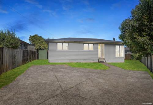 Manurewa, Must See - Entry Level and Freehold!, Property ID: 804257 | Barfoot & Thompson