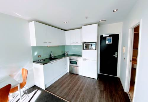 City Centre, HARBOUR OAKS - Level 13 - Furnished One bedroom , Property ID: 39002193 | Barfoot & Thompson