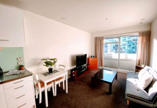 City Centre, HARBOUR OAKS - Level 11 - Furnished One bedroom , Property ID: 39001610   Barfoot & Thompson