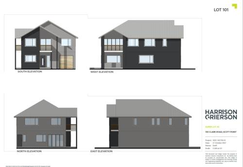 Hobsonville, House & Land Package Hot Deals! Hobson Green Stage 1 Release, Property ID: 804518 | Barfoot & Thompson