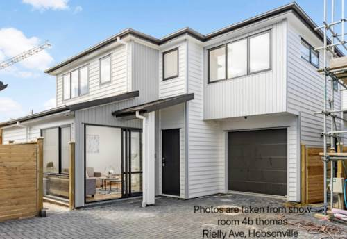 Hobsonville, Perfect Family Home, Property ID: 804784 | Barfoot & Thompson