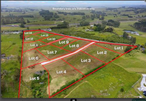 Te Kauwhata, Affordable serviced  Ready to build Life style blocks, Property ID: 804870 | Barfoot & Thompson