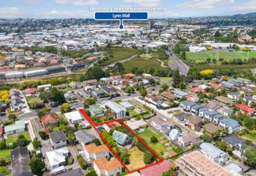 Avondale, 1204m2 Pancake Freehold land - Great Development Opportunity, Property ID: 804902 | Barfoot & Thompson