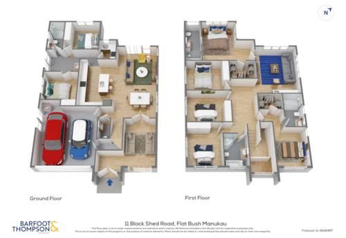 Flat Bush, Brand New Plus Big, Bold and Beautiful, Property ID: 804991 | Barfoot & Thompson