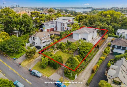 Remuera, Develop or Invest - 990m2 Mixed Housing Zone, Property ID: 804798 | Barfoot & Thompson