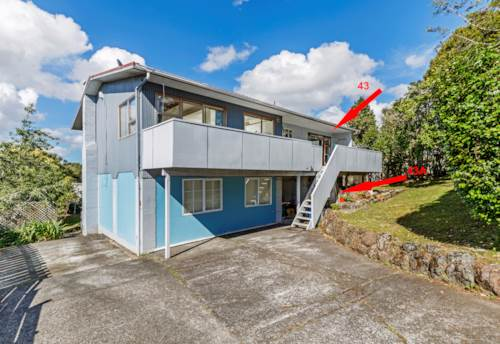 Totara Vale, LEGAL DOUBLE UNITS - So hard to find!!, Property ID: 804396 | Barfoot & Thompson