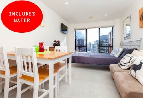 City Centre, Easy access studio in Silo apartments, Property ID: 39000460 | Barfoot & Thompson