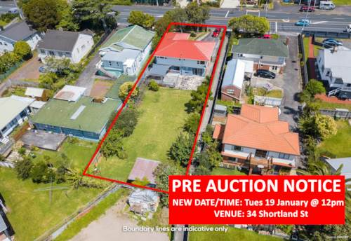 New Lynn, URGENT PRE-AUCTION NOTICE, Property ID: 804886 | Barfoot & Thompson