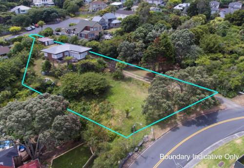 Hillsborough, 2265 m2 Land with Water Views - Suburban Zone, Property ID: 805209 | Barfoot & Thompson