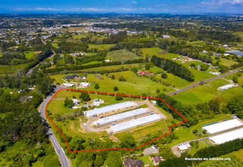 Kumeu, CORNER SIDE FUTURE URBAN ZONED LAND WITH EXCELLENT INCOME, Property ID: 85415 | Barfoot & Thompson