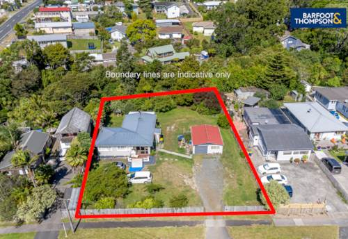 Swanson, Calling Developers/Investors! 1,345m2 MHU Zone!!, Property ID: 805796 | Barfoot & Thompson