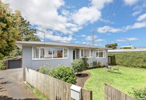 Mt Wellington, Warm, Sunny and Modernised Weatherboard Home!, Property ID: 805936 | Barfoot & Thompson