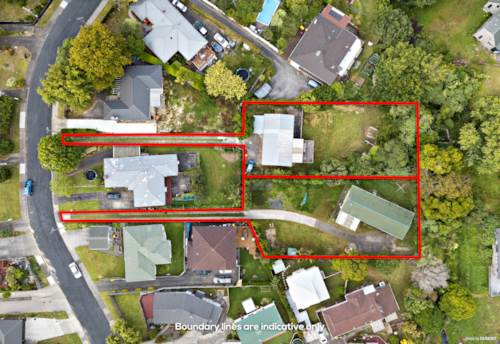 Howick, Developer's Dream! 2 SITES 2426SQM APPROX, Property ID: 805302 | Barfoot & Thompson