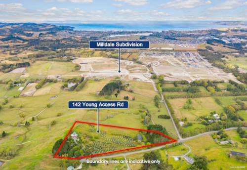 Dairy Flat, Sky High Future Potential, Property ID: 805848 | Barfoot & Thompson