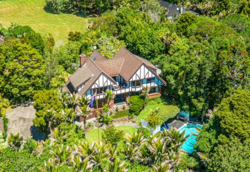 St Heliers, Tropical Tranquillity In Tudor Style, Property ID: 805884 | Barfoot & Thompson