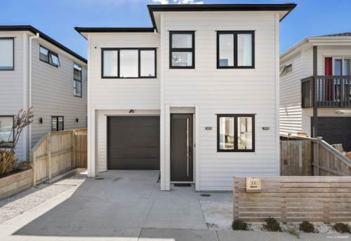 Hobsonville, Contemporary Family Home with a striking finish, Property ID: 805937 | Barfoot & Thompson