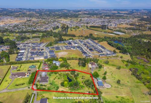 Huapai, Lifestyle Plus Potential, Property ID: 806304 | Barfoot & Thompson