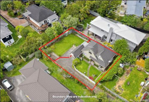 Glendowie, Just buy the section or buy both!, Property ID: 806039 | Barfoot & Thompson