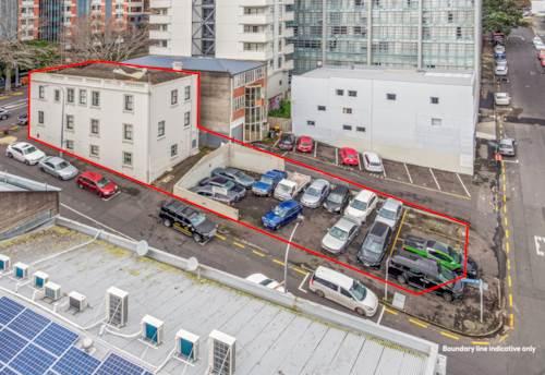 City Centre, CONSENTED CBD DEVELOPMENT SITE, Property ID: 85497 | Barfoot & Thompson