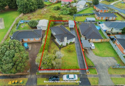Pukekohe, Solid and Freehold - 688m2 Section, Property ID: 806877   Barfoot & Thompson
