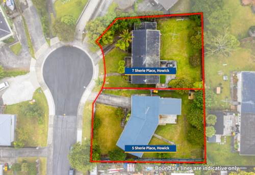 Howick, Buy 1 or Buy 2 -  1344m² Potential Development Site, Property ID: 806984 | Barfoot & Thompson