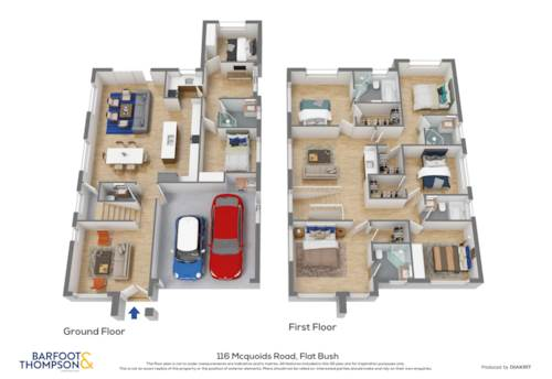Flat Bush, 5+2 with 2 legal kitchen - waiting for your finishing touch, Property ID: 806901 | Barfoot & Thompson