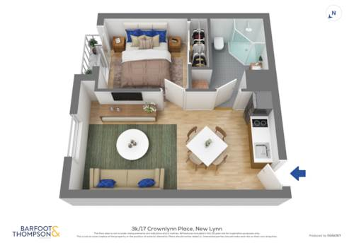 New Lynn, Affordable and tidy and in the heart of New Lynn, Property ID: 807127 | Barfoot & Thompson