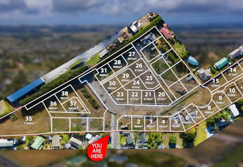 Waiuku, 28 Sections from $270,000 - Buy one or buy them all, Property ID: 807331 | Barfoot & Thompson