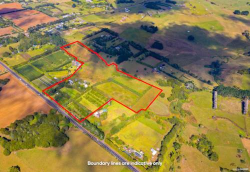 Waiuku, HUGE POTENTIAL FARM TO SUIT YOUR NEEDS!, Property ID: 806727 | Barfoot & Thompson