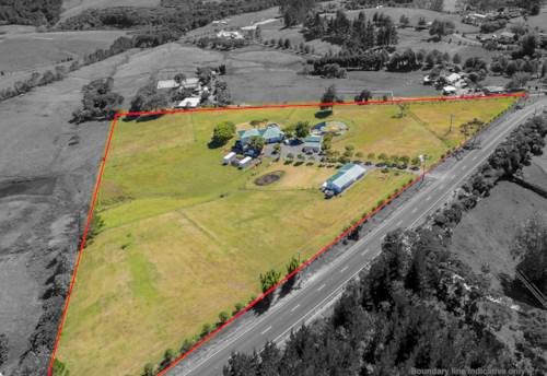 Dairy Flat, Home & Income Plus 6.9 Stunning Acres, Property ID: 807463 | Barfoot & Thompson