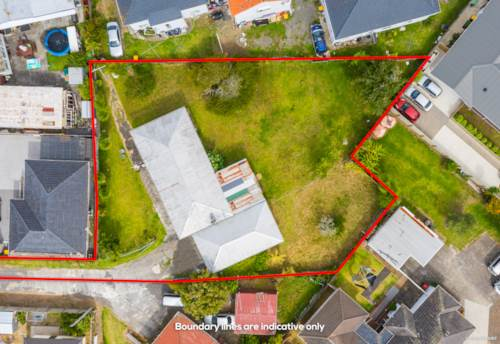 Mangere East, 1,340 m² Development Site. Developers get a deal done here!, Property ID: 807509   Barfoot & Thompson