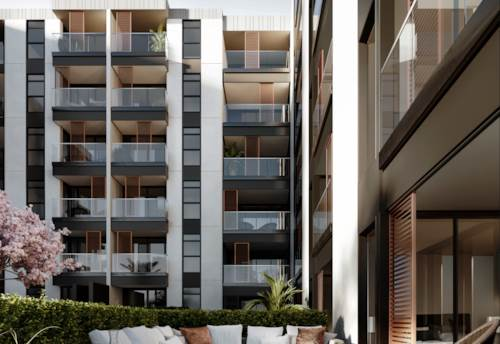 Grafton, Gorgeous Garden Apartment at NEO - one of last remaining, Property ID: 807637 | Barfoot & Thompson