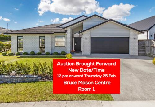 Millwater, AUCTION BROUGHT FORWARD, Property ID: 805960 | Barfoot & Thompson