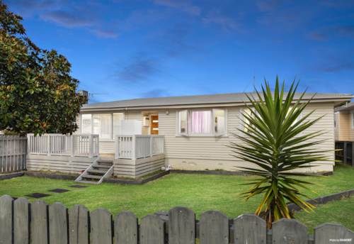 Mangere East, FIRST HOME OR SMART INVESTMENT, Property ID: 807626 | Barfoot & Thompson