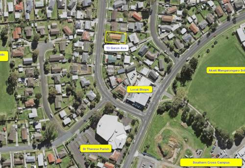 Mangere East, A Complete Set of Combo - Ready to Move In, Property ID: 807549   Barfoot & Thompson
